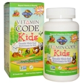 Garden of Life Vitamin Code Kids, 60 Chewables