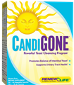 Renew Life  CandiGONE, 2 Part Cleansing System