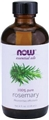 NOW Rosemary Oil, 4oz, 100% Pure