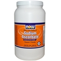 NOW Sodium Ascorbate Powder, 3lbs, Pure