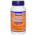 NOW Saw Palmetto Extract, 320mg, 90 gels