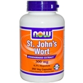 NOW St.John's Wort, 300mg, 250 caps