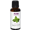 NOW Spearmint Oil, 1oz, 100% Pure