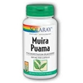 Solaray Muira Puama, 300 mg, 100 caps