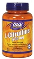 NOW - L-Citrulline 1200 mg Extra Strength Tablets