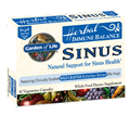 Garden of Life  Herbal Immune Balance Sinus  30 Caps