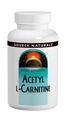 Source Naturals Acetyl L-Carnitine, 500mg, 120 tabs