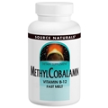 Source Naturals Methylcobalamin, 5mg, 60 tabs