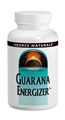 Source Naturals Guarana Energizer, 900mg, 100 tabs