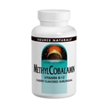 Source Naturals Methylcobalamin, 1mg, 60 tabs