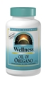 Source Naturals Wellness Oil of Oregano, 60 caps