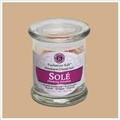 Evolution Salt Sole Drinking Solution, Glass Jar with Crystals