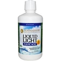 Sun Warrior Liquid Light Fulvic Acid, 32 fl oz