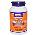 NOW Super Antioxidants, 120 Vcaps