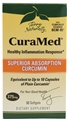 EuroPharma CuraMed, 375mg, 60 softgels