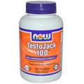 Now TestoJack 100, 120Vcaps