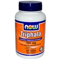 NOW Triphala, 500mg, 120 tabs