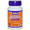 NOW Ulcetrol, 60 tabs