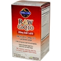 Garden of Life Vitamin Code Raw COQ10, 200mg, 60 gels