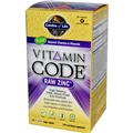 Garden of Life Vitamin Code Raw Zinc, 60 VCaps