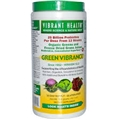 Vibrant Health Green Vibrance Powder, 30 day supply
