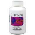 THORNE RESEARCH  Basic Prenatal  90 Vcaps