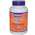 NOW Wheat Germ Oil, 100gels
