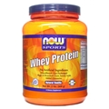 NOW Whey Protein Premium, Vanilla, 2lb, with Glutamine