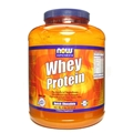 NOW Whey Protein, 6 lb, Chocolate