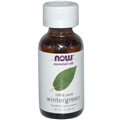 NOW Wintergreen Oil, 1oz, 100% Pure