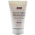 NOW Wrinkle Rescue Moisturizer, 2 oz