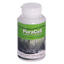 World Nutrition PuraCell, 120 Vcaps