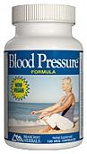 Ridge Crest Herbals Blood Pressure Formula , 120 caps