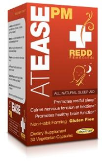 Redd Remedies At Ease PM, 30 Vcaps