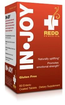 Redd Remedies IN JOY, 60 Enteric Coated Tabs