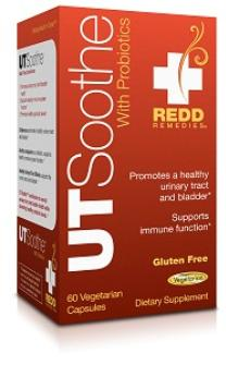 Redd Remedies UT Soothe, 60 Vcaps