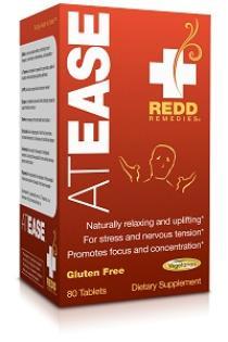 Redd Remedies At Ease, 80 Tabs