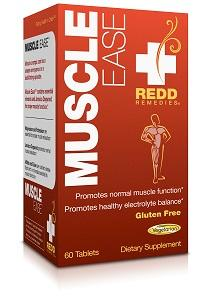 Redd Remedies Muscle Ease, 60 Tabs
