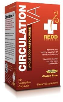 Redd Remedies Circulation VA, 60 Caps