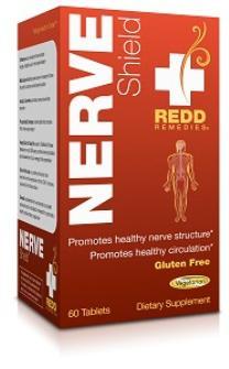 Redd Remedies Nerve Shield, 60 Tabs