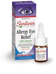 Similasan Allergy Eye Relief, 10 ml