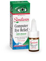 Similasan Computer Eye Relief, 10 ml