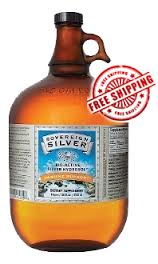 Sovereign Silver Colloidal Silver Gallon