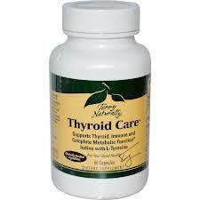 EuroPharma Thyroid Care, 60 Capsules