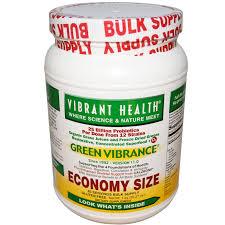 Vibrant Health Green Vibrance Powder, Kilo