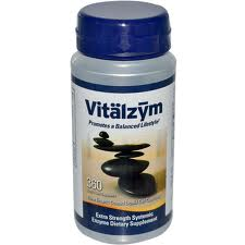 World Nutrition Vitalzym, 360 Gels