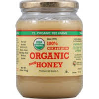 Y.S. Organics Organic Raw Honey, 2 lbs