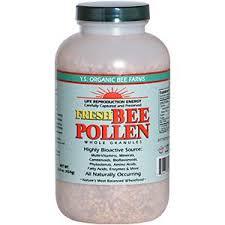 Y.S. Organics Fresh Bee Pollen, 16oz