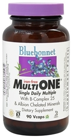 Blueboonet Iron-Free MultiONE 90 vcaps