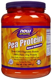 NOW Pea Protein - 2 lbs